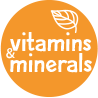 Source of at least two vitamins & minerals. See nutrition facts for fat and sat. fat content.